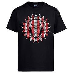 Camiseta Athletic de Bilbao Dibujo león con los Colores