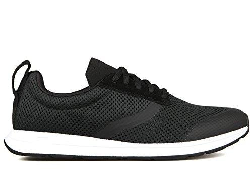York Athletics The Henry Lightweight Running Sneaker, Unisex Running Shoe (10.5 Women/9 Men, Black Top)