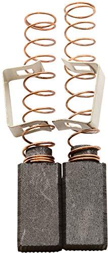 Escobillas de carbón Buildalot Specialty ca-05-68305 para Skil Martillo 1750-5x8x15 mm - Con Conector - Reemplaza partes 1.617.014.136