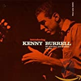album cover: Introducing Kenny Burrell