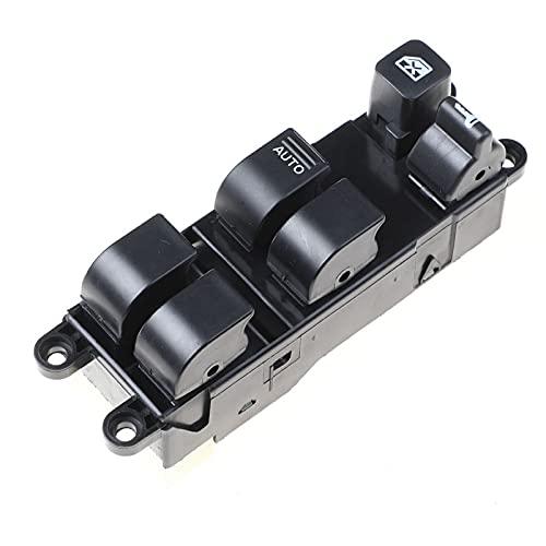 GLLXPZ Interruptor de La Botonera Elevalunas, para camioneta Pickup Nissan Navara Bluebird Sunny B14 D22, Electrónico Panel Interruptor de Botón