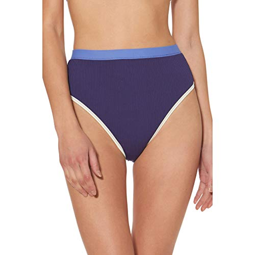 Jessica Simpson Chop & Change High-Waisted Bottoms Shadow Multi XL (US 16)