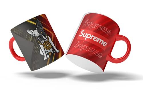 Taza Supreme 18