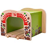 Bigjigs Rail Doppio Tunnel