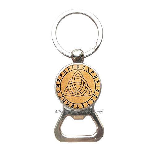 Celtic Bottle Opener Keychain, Celtic Knot Bottle Opener Keychain, Celtic Jewelry, Irish Bottle Opener Keychain, Irish Jewelry, Celtic, Celtic Knot Jewelry, Irish Knot Bottle Opener Keychain,QK0O211