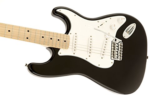 SquierbyFenderエレキギターAffinitySeries™Stratocaster®,MapleFingerboard,Black