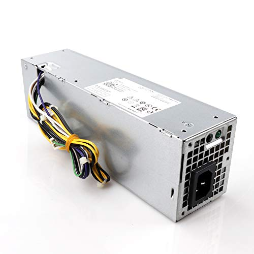 Zoravson 255W L255AS-00 PS-3261-2DF Power Supply Compatible for Dell Optiplex 3020 7020 9020 Precision T1700 Small Form Factor (SFF) Systems P/N: YH9D7 R7PPW NT1XP 3XRJ0 V9MVK FP16X T4GWM M9GW7 FN3MN