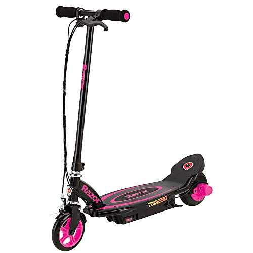 Razor- Power Core E90 Scooter eléctrico, Color Rosa, 0 (13173861)