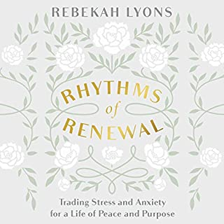 Rhythms of Renewal audiobook cover art
