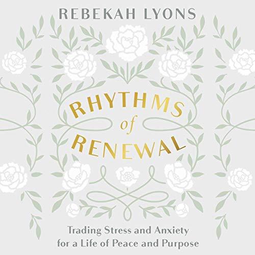 Rhythms of Renewal audiobook cover art