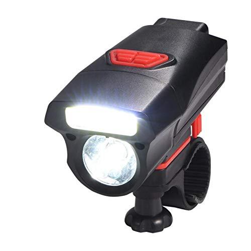 Cyrank Bike Lights for Night Riding, Bright Bicycle Light, Bike Headlight, Led Bicycle Lights Front, Night Riding Accessory