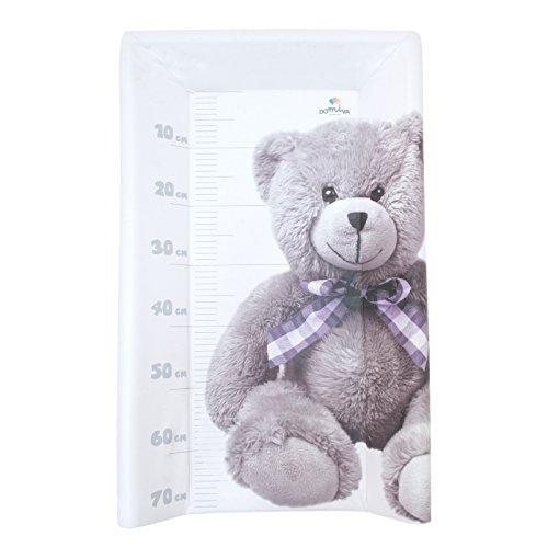 DOMIVA Matelas à Langer avec Fond Rigide Little Bear