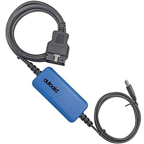 autoaid® Pro Kfz Diagnosegerät für BMW & Mini - herstellerspezifischen Tiefendiagnose inkl. Service Reset, Codierung, Grundeinstellungen UVM.