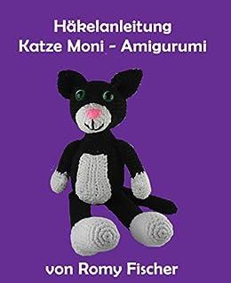 Anleitung zum Häkeln einer Katze auch Amigurumi mit Schritt für ...   318x260