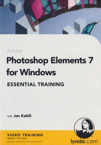 Photoshop Elements 7 Essential Trai…
