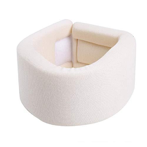 FGFGG El collarín de Espuma Suave Alivia eficazmente el Dolor asociado con la distensión y los esguinces cervicales, Ideal para los esguinces y Las distensiones cervicales