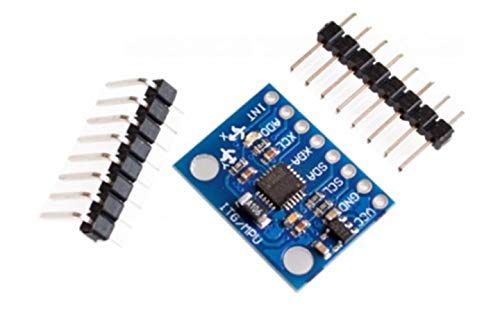 GY-521 MPU-6050 3-Achsen Gyroskop + 3-Achsen Beschleunigungssensor Modul