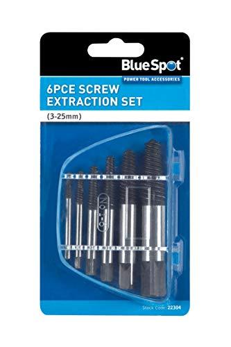 Blue Spot 22304 Coupe Lot de 5 extracteur à vis
