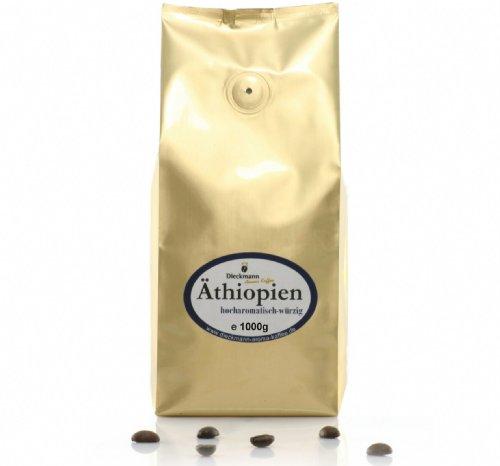 Äthiopien Kaffee - hocharomatisch würzig (1000g)