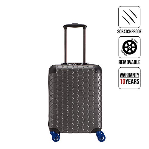CARPISA ® Small Unisex Hard Case Trolley - Carpisa Gotech®