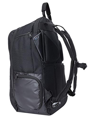 Billabong Herren Combat Pack - Schwarz - Einheitsgröße