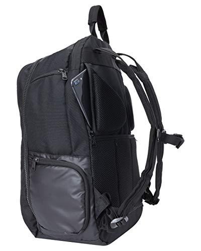 Billabong Pack de combate para hombre - negro - talla única