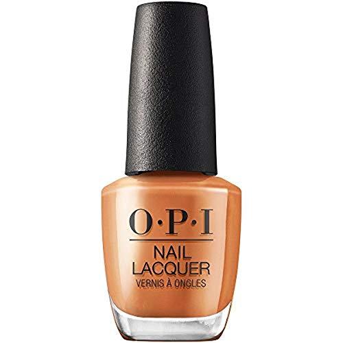 OPI Nail Lacquer - Muse of Milan Limited Edition - Nagellack mit bis zu 7 Tagen Halt - Ergiebig,...
