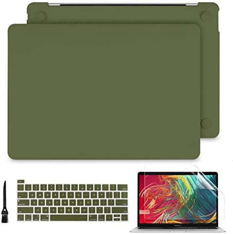Batianda MacBook Pro 13 inch Case 2020 Release A2338 A2289 A2251 Plastic Rubberized Matte Hard product image