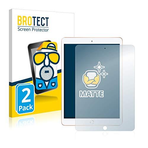 "BROTECT 2X Entspiegelungs-Schutzfolie kompatibel mit Apple iPad 10.2\"" WiFi 2020 (8. Generation) Displayschutz-Folie Matt, Anti-Fingerprint"