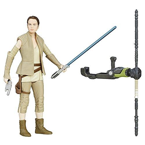 Star Wars - Figura Rey, 9 cm (Hasbro B5667ES0)