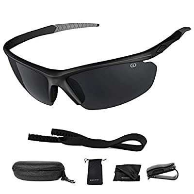 Polarized UV400 Sport Sunglasses