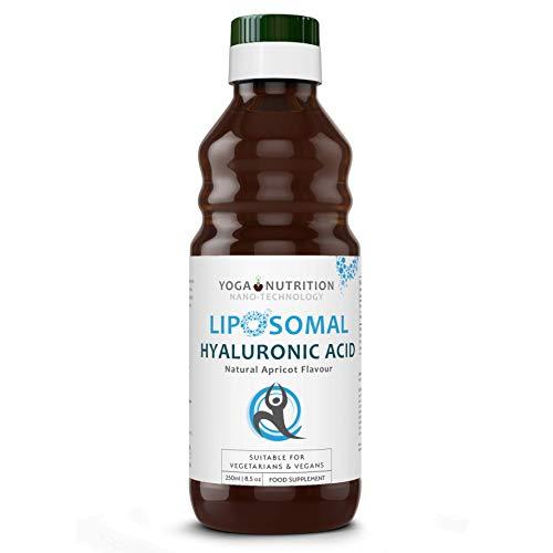 Yoga Nutrition Ácido Hialurónico Puro Liposomal 250ml Sin