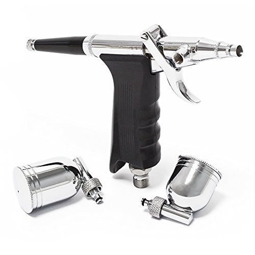 Wiltec Airbrushpistole Typ 116 Double Action Funktion