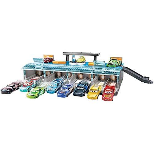 Disney Cars FLK12 Ultimate lanceur Playset