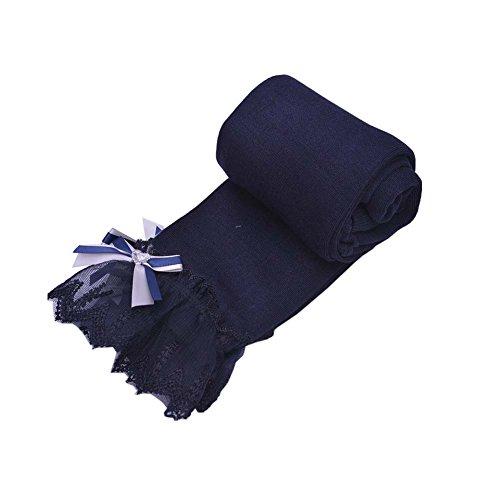 Black Temptation Sweet Lace Design Mädchen Hose Strumpfhose Leggings Mädchen Strümpfe Mädchen Strumpfhosen Great Gift für Kinder, C