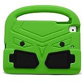 QiuKui Tab Funda para iPad Mini, Cubierta de tabletas para niños EVA no Toxic para iPad Mini 1 2 3 4, Caso para iPad Mini Todos 7.9 Pulgadas (Color : Verde)