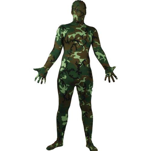 Tarn SKINZ Lycra Spandex Body Hautenger Ganzkörper Anzug Größe S Max 168cm