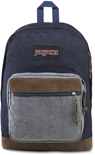 JanSport Right Pack Expressions Backpack, Double Denis