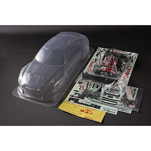 TAMIYA 300051453 - Karosserie Satz Sumo Power GT Nissan GT-R RS, 257 mm