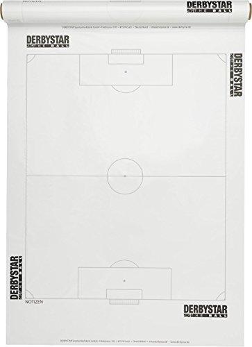 Derbystar Spielplanfolie, Weiß (White), 61 x 80 cm, 4115000000