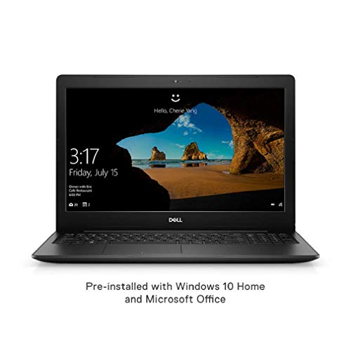 Dell Vostro 3581 15.6-inch HD Laptop (7th Gen Core i3-7020U/4GB/1TB HDD/Windows 10 + MS Office/Intel HD Graphics/Black)