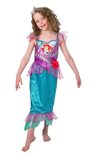 Rubies Officielle Shimmer Ariel, Costume Enfant – Grande