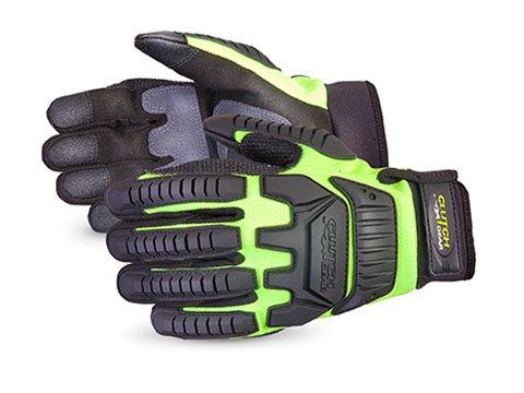 Clutch Gear Impact Protection Mechanics Glove Lined with Punkban- MXVSBPB/XL