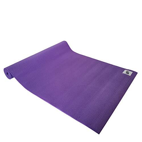 #DoYourYoga Yogamatte »Annapurna Comfort« 183 x 61 x 0,5 cm - rutschfest, Robust - Pilatesmatte Sportmatte Gymnastikmatte - ideal für Home, Gym Work Out, Pilates & Yoga - Violett