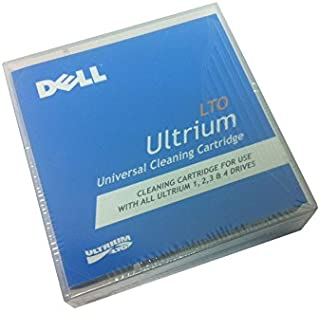 Dell 01X024 New LTO Cleaning Tape Media Cartridge.