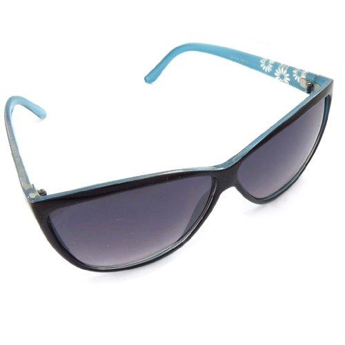 Les Trésors De Lily G3933 - Sonnenbrille 'Kost' türkis.