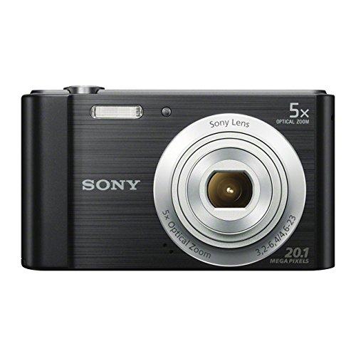 Sony Cyber-SHOT DSC-W800 Appareils Photo Numériques 20.1 Mpix Zoom Optique 5 x