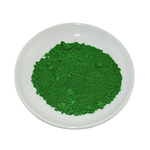 Mystic Moments Mineral-Pulver, grünes Chromoxid, 25 g, 25 g