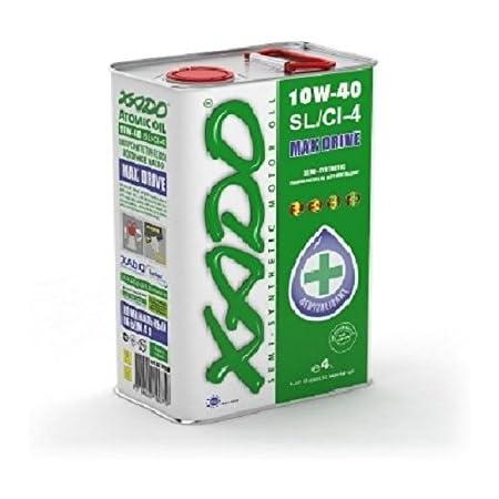 Xado Luxury Drive Engine Oil Set Of 2 5w 30 4l Auto