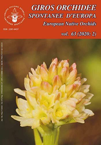 Giros. Orchidee spontanee dEuropa (2020) (Vol. 2)